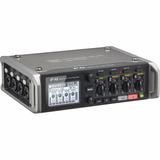 Zoom F4 - Grabadora Multipista - 6 Canales 8 Pistas - Envios