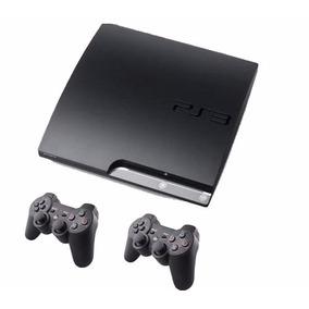 Consola Ps3slim 120gb Outlet Fifa 16 Digi Y 2 Joysticks