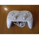 Control Wii Clasico Pro Classic Le Falta Tecla X