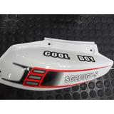 Tapa Lateraltrasera Moto Enduro Sg200-gy5 Skygo