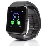 Relogio Celular Smartwatch Gt08 Chip 4g 3g Dz09 Lg Samsung