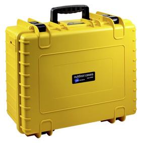 B&w Estuche Para Exterior Type 6000/y/rpd51x42x21cm-amarillo
