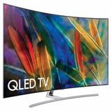 Televisor Samsung 55 Qled Curvo,ultra Hd 4k,smart Nuevo