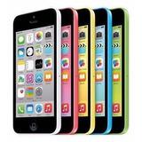 Apple Iphone 5c 32gb Original Desbloqueado - De Vitrine