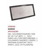 Filtro Inbox Para Gol, Parati, Santana, Saveiro 1.0 8v E 16v