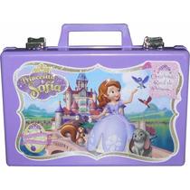 Valija Princesita Sofía Con Accesorios Disney 1demayo