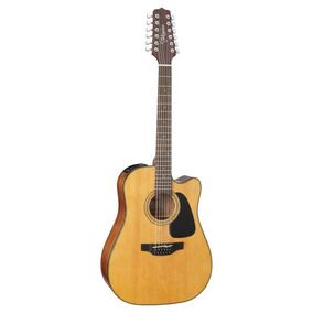 Takamine Gd30ce12 Guitarra 12 Cuerdas ,natural Envio Gratis
