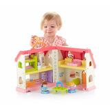 Casa De Muñecas Fisher-price Little People