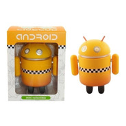 Android Amarillo Taxi Figura Coleccionable Big Box Edition