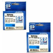 Cartucho Tinta 73 Azul Blue Cyan Impresora Eleg-print Ccc