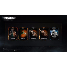 Gears Of War 4 Packs Oscar Del Jd Vintage Brother To The End