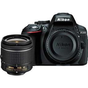 Câmera Nikon D5300 + Kit 18-55mm (usada Com 6.83k)
