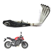 Escapamento Escape Esportivo Cbr 650f / Cb 650f - Cs Racing