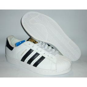Tenis adidas Superstar Concha Original En Caja Stan Nmd Fast