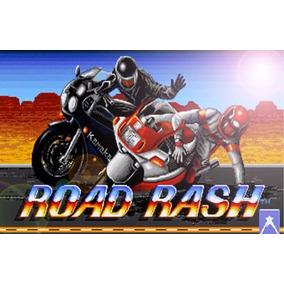 Cartucho Road Rash 1 - Mega Drive 1 2 3 - Novo Promoção