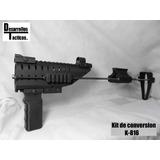 Kit Para Pistolas De Airsoft/co2/fogueo/trauma K-816