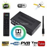 1080p Dvb-s2 Hd Digital Satelital Receptor... (with Ac3 .)