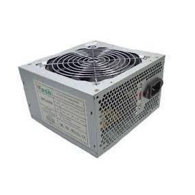 Fuente De Poder Wash 850 Watt Atx Fan12cm Sata Equiprog