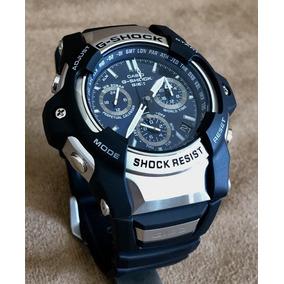 961d0e707c2 Relógio Casio G-shock Gs1001 Giez Calendário Perpétuo Cx Aço