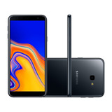 Smartphone Samsung Galaxy J4 Plus Preto 32gb 2gb Ram Tela I