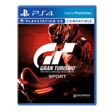 Gran Turismo Sport Ps4 Playstation 4 Nuevo