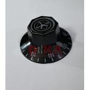 Botão Regulador Termostato Robertshaw Fritadeira Elétrica