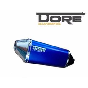 Escapamento Dore Cbx 250 Twister (cores)