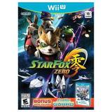 Juego Nintendo Wii U Star Fox Zero Bonus Star Fox Guard