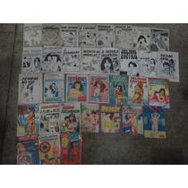 Coleção 33 Revistas Histórias Em Quadrinhos Eróticos Diverso