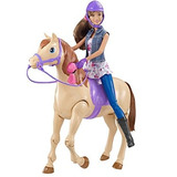 Juguete Barbie Saddle