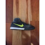 Zapatos O Tacos Nike Con Botita Originales