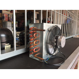 Condensadora 1/3 Hp Motor Incluido