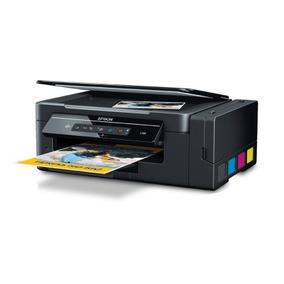 Impressora Multifuncional Colorida Epson L395