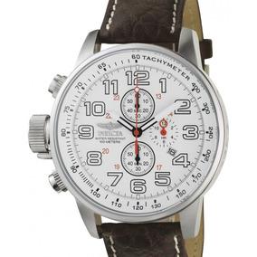 Relógio Invicta I-force - 2771 Branco Marrom Masculino