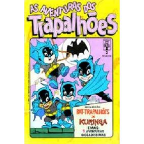 Trapalhoes 03 11 Revista Bat-trapalhoes Kuringa Mata Setenta