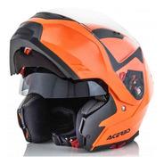 Casco Moto Rebatible Acerbis Box G 348 Solomototeam