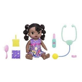 Baby Alive Doces Lagrimas Negra Importada Frete Gratis
