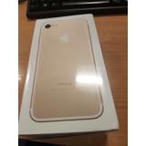 Iphone 7 * 32gb * Gold * Nuevo En Caja