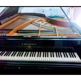 Urge Vendo Hermoso Piano Alemán De Cola Marca C. Bechstein,