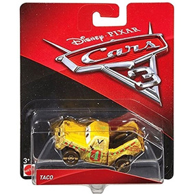 Disney Cars 3 - Thunder Hollow - Taco - Nuevo!!!