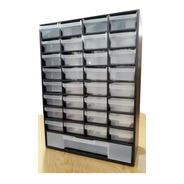 Organizador Plástico 33 Compartimentos Udovo