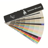 Taco De Colores Sherwin Williams Muestrario Pintura Sistema
