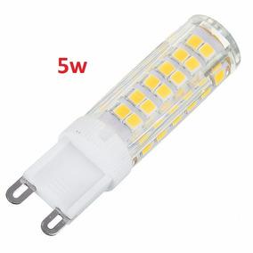 Kit 15 Lampada Led Halopim G9 5w Fria Ou Quente 110v Ou 220v