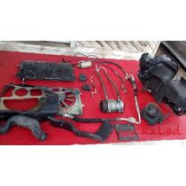 Kit Ar Condicionado Parcial Vw Golf Gti Glx Gl Mk3