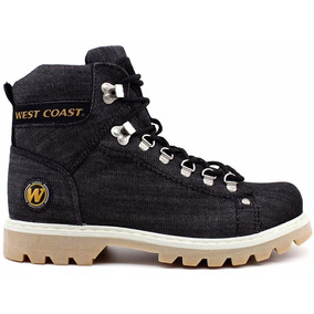 Bota Masculina West Coast Original Worker 5909 Loja Pixolé