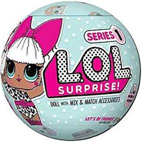 Boneca Lol Surprise Serie 1 Dolls Importada Frete Grátis