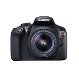 Canon T6 18mp Cmos, Con Lente 18-55mm. R Y M