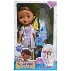 Boneca Doutora Brinquedos Musical Com Acessórios