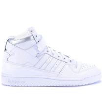 Tênis Adidas Forum Mid Refined Ftwr White Ftwr White F37831