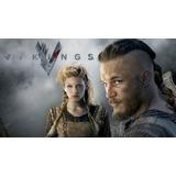 Dvds Serie Vikings 1 A 4 Temporada Complet +versão Estendida